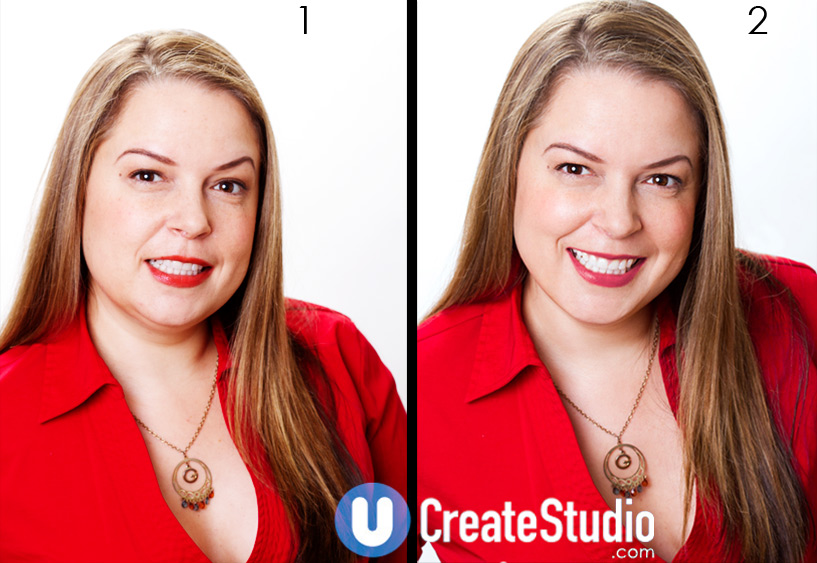 Fake Smile vs. Real Smile ‹ U Create Studio